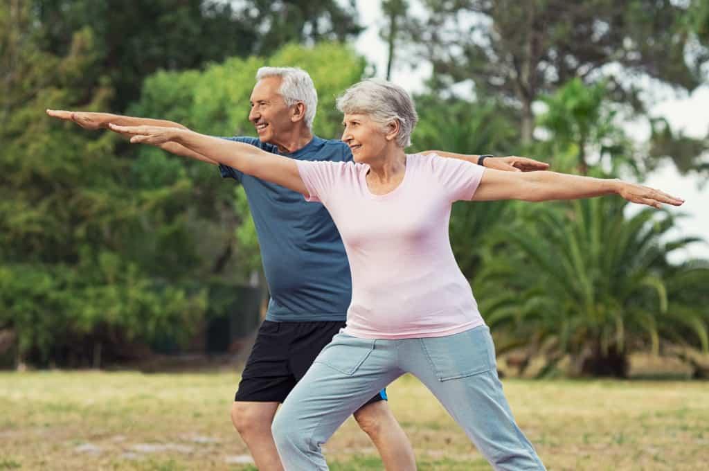 La fisioterapia para adultos mayores