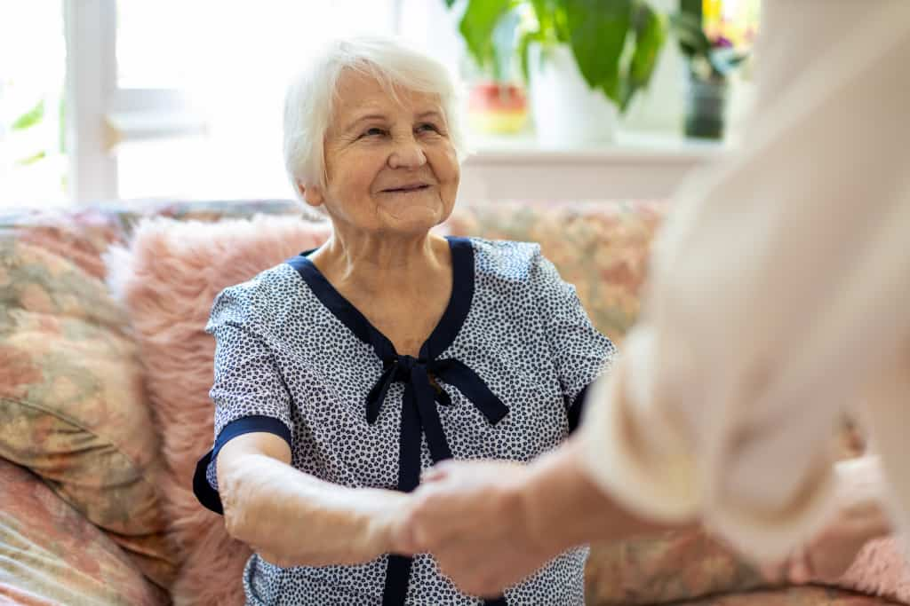 el programa respiro al cuidador